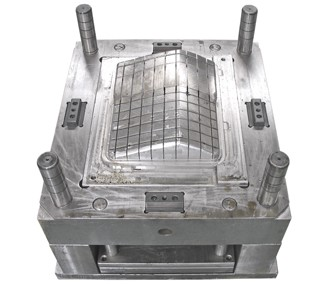 The air filter cover mold